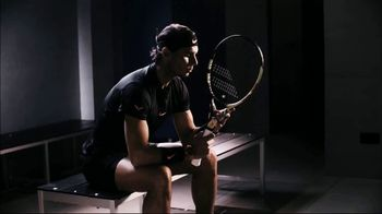 Babolat Pure Aero Decima TV Spot, 'Vamos' Featuring Rafa Nadal - Thumbnail 1