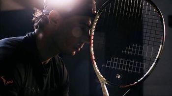 Babolat Pure Aero Decima TV Spot, 'Vamos' Featuring Rafa Nadal - Thumbnail 2