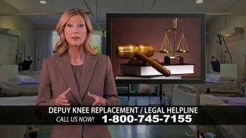 Kuhlman & Lucas TV Spot, 'Depuy Knee Replacement Complications' - Thumbnail 1