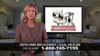Kuhlman & Lucas TV Spot, 'Depuy Knee Replacement Complications' - Thumbnail 2