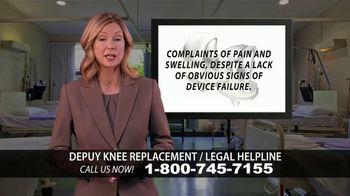 Kuhlman & Lucas TV Spot, 'Depuy Knee Replacement Complications' - Thumbnail 4