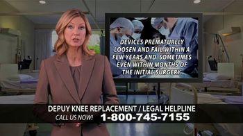 Kuhlman & Lucas TV Spot, 'Depuy Knee Replacement Complications' - Thumbnail 5