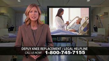 Kuhlman & Lucas TV Spot, 'Depuy Knee Replacement Complications' - Thumbnail 7