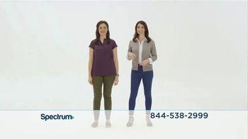 Spectrum TV Spot, 'Spectrum vs. Satellite' - Thumbnail 1
