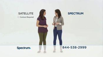 Spectrum TV Spot, 'Spectrum vs. Satellite' - Thumbnail 8