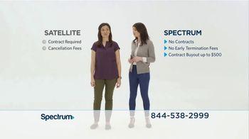Spectrum TV Spot, 'Spectrum vs. Satellite' - Thumbnail 9