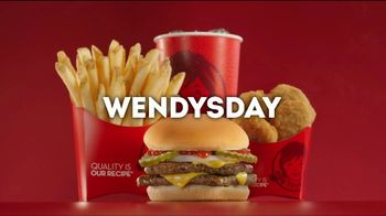 Wendy's TV Spot, 'Wendysday'