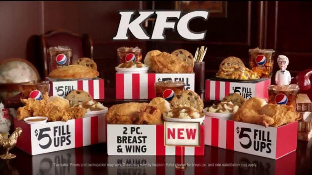 KFC TV Commercials - iSpot.tv