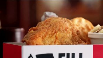 KFC $5 Fill Ups TV Spot, 'Two Pieces' - Thumbnail 3