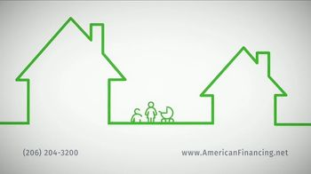American Financing TV Spot, 'Great Investment' - Thumbnail 3