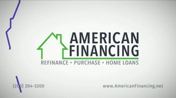 American Financing TV Spot, 'Great Investment' - Thumbnail 4