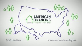 American Financing TV Spot, 'Great Investment' - Thumbnail 5