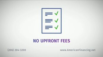 American Financing TV Spot, 'Great Investment' - Thumbnail 7