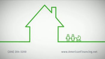 American Financing TV Spot, 'Great Investment'