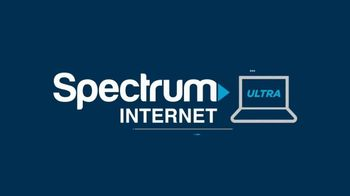 Spectrum Internet Ultra TV Spot, 'Faster than Ever' - Thumbnail 3