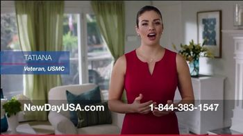 NewDay USA 100 VA Loan TV Spot, 'Tatiana: Big One' - Thumbnail 2