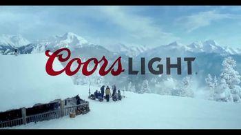 Coors Light TV Spot, 'Rockies' [Spanish] - Thumbnail 6