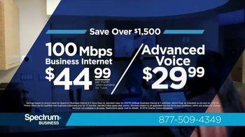 Spectrum Business Internet & Advanced Voice TV Spot, 'Good for Business' - Thumbnail 7