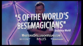 Masters of Illusion TV Spot, '2018 Bally's Las Vegas' - Thumbnail 5