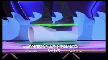 Masters of Illusion TV Spot, '2018 Bally's Las Vegas' - Thumbnail 6