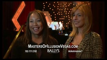 Masters of Illusion TV Spot, '2018 Bally's Las Vegas' - Thumbnail 7