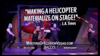 Masters of Illusion TV Spot, '2018 Bally's Las Vegas' - Thumbnail 8