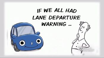 My Car Does What TV Spot, 'Lane Departure Warning: Lane Centering' - Thumbnail 1