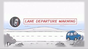 My Car Does What TV Spot, 'Lane Departure Warning: Lane Centering' - Thumbnail 6