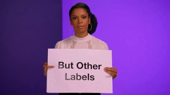 The More You Know TV Spot, 'Labels Diversity Anthem 4' Feat. Lester Holt - 4 commercial airings