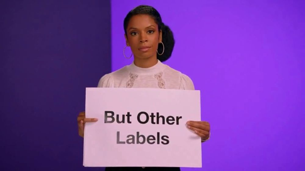The More You Know TV Commercial, 'Labels Diversity Anthem 4' Feat. Lester Holt