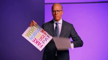 The More You Know TV Spot, 'Labels Diversity Anthem 4' Feat. Lester Holt - Thumbnail 7