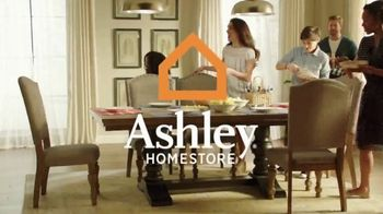 Ashley HomeStore Anniversary Sale TV Spot, 'Rolling Out the Red Carpet' - Thumbnail 1