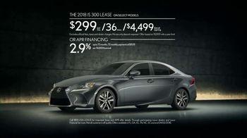 Lexus Command Performance Sales Event TV Spot, 'Nothing Compares' [T2] - Thumbnail 7