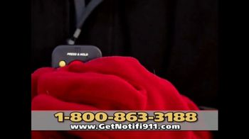 Notifi 911 TV Spot, 'Mobile Emergency Response Pendant' - Thumbnail 3