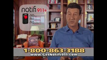 Notifi 911 TV Spot, 'Mobile Emergency Response Pendant' - Thumbnail 8