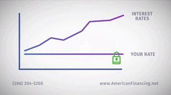 American Financing TV Spot, 'Half the Time' - Thumbnail 3