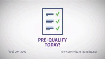 American Financing TV Spot, 'Half the Time' - Thumbnail 5