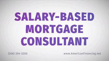 American Financing TV Spot, 'Half the Time' - Thumbnail 6