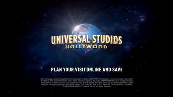 Universal Studios Hollywood TV Spot, 'New and Unexpected' - Thumbnail 7