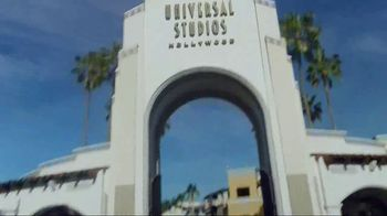 Universal Studios Hollywood TV Spot, 'New and Unexpected' - Thumbnail 2