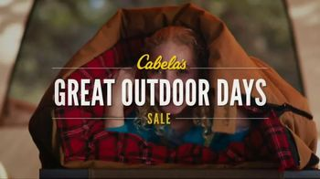 Cabela's Great Outdoor Days Sale TV Spot, 'Hunting Boots and Tent' - Thumbnail 5