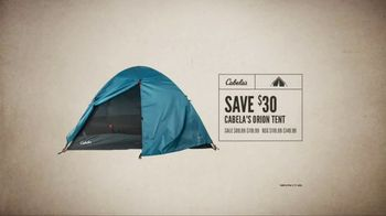 Cabela's Great Outdoor Days Sale TV Spot, 'Hunting Boots and Tent' - Thumbnail 7