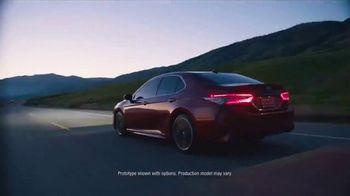 2018 Toyota Camry TV Spot, 'Wonder' - Thumbnail 1