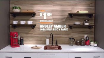 The Home Depot TV Spot, 'Tendencias de azulejos' [Spanish] - Thumbnail 8