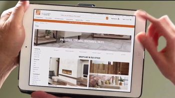 The Home Depot TV Spot, 'Tendencias de azulejos' [Spanish] - Thumbnail 4