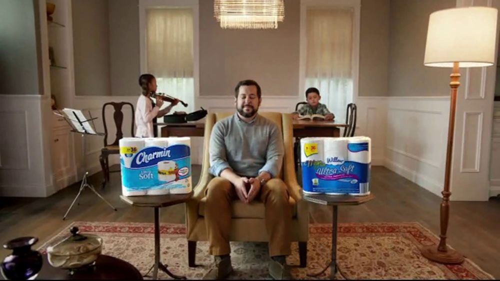 ALDI TV Commercial, 'I Like ALDI: Toilet Paper'