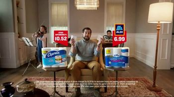 ALDI TV Spot, 'I Like ALDI: Toilet Paper' - Thumbnail 3