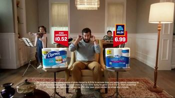 ALDI TV Spot, 'I Like ALDI: Toilet Paper' - Thumbnail 4
