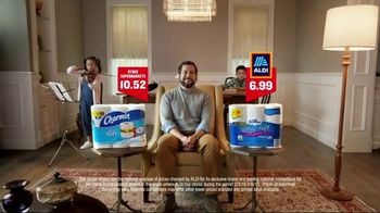 ALDI TV Spot, 'I Like ALDI: Toilet Paper' - Thumbnail 6