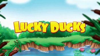 Lucky Ducks Game TV Spot, 'Wacky and Quacky' - Thumbnail 1